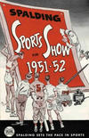 Cover for Spalding Sports Show (A.G. Spalding & Bros., 1945 series) #1951
