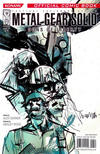 Cover for Metal Gear Solid: Sons of Liberty (IDW, 2005 series) #6 [Ashley Wood Cover B]