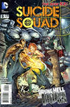 Cover for Suicide Squad (DC, 2011 series) #9