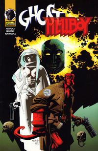 Cover Thumbnail for Ghost/Hellboy (NORMA Editorial, 1998 series)