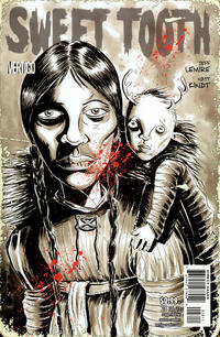 Cover Thumbnail for Sweet Tooth (DC, 2009 series) #28