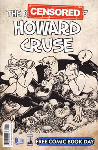 Cover Thumbnail for The Censored Howard Cruse Free Comic Book Day Edition (Boom! Studios, 2012 series)