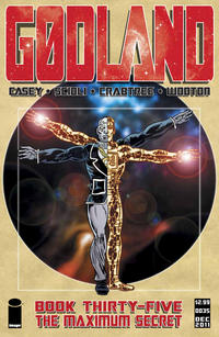 Cover Thumbnail for Godland (Image, 2005 series) #35