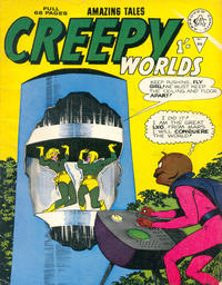 Cover Thumbnail for Creepy Worlds (Alan Class, 1962 series) #99