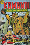 Cover for Kamandi (Editoriale Corno, 1977 series) #1