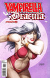 Cover for Vampirella vs. Dracula (Dynamite Entertainment, 2012 series) #4