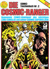 Cover for Die Cosmic-Ranger (Condor, 1985 series) #2