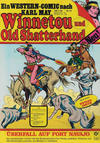Cover for Winnetou und Old Shatterhand (Condor, 1977 series) #10