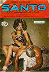 Cover for Santo El Enmascarado de Plata (Editorial Icavi, Ltda., 1976 series) #1