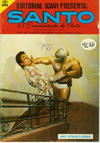Cover for Santo El Enmascarado de Plata (Editorial Icavi, Ltda., 1976 series) #7