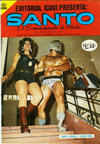 Cover for Santo El Enmascarado de Plata (Editorial Icavi, Ltda., 1976 series) #11