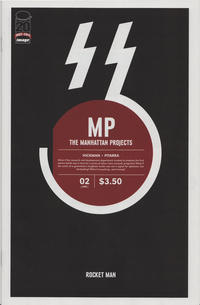 Cover Thumbnail for The Manhattan Projects (Image, 2012 series) #2