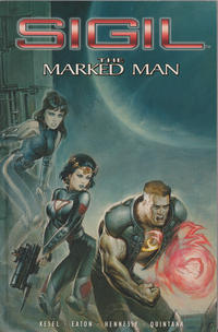 Cover Thumbnail for Sigil (CrossGen, 2001 series) #2 - The Marked Man
