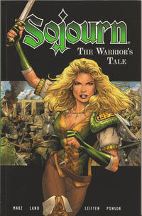 Cover Thumbnail for Sojourn (CrossGen, 2002 series) #3 - The Warrior's Tale