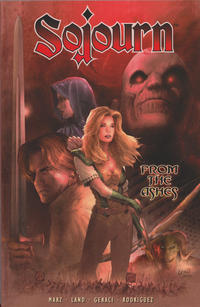 Cover Thumbnail for Sojourn (CrossGen, 2002 series) #1 - From the Ashes