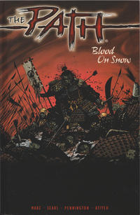 Cover Thumbnail for The Path (CrossGen, 2002 series) #2 - Blood on Snow