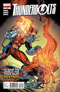 Cover Thumbnail for Thunderbolts (Marvel, 2006 series) #174