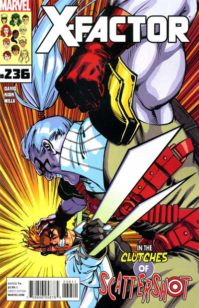 Cover for X-Factor (Marvel, 2006 series) #236