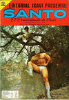 Cover for Santo El Enmascarado de Plata (Editorial Icavi, Ltda., 1976 series) #29