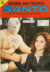 Cover for Santo El Enmascarado de Plata (Editorial Icavi, Ltda., 1976 series) #45