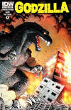 Cover for Godzilla (IDW, 2012 series) #1 [Retailer incentive]
