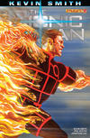 Cover for Bionic Man (Dynamite Entertainment, 2011 series) #9