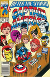 Cover Thumbnail for Captain America (1968 series) #401 [Newsstand Edition]