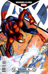 Cover Thumbnail for Avengers Vs. X-Men (2012 series) #4 [Variant Cover by Mark Bagley]