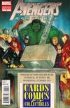 Cover Thumbnail for Avengers Assemble (2012 series) #1 [Cards Comics & Collectibles Variant Cover]