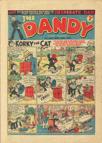 Cover Thumbnail for The Dandy (D.C. Thomson, 1950 series) #469