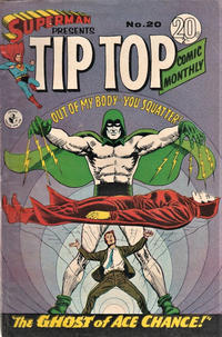 Cover Thumbnail for Superman Presents Tip Top Comic Monthly (K. G. Murray, 1965 series) #20