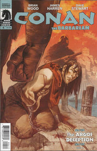 Cover Thumbnail for Conan the Barbarian (Dark Horse, 2012 series) #4 [91]