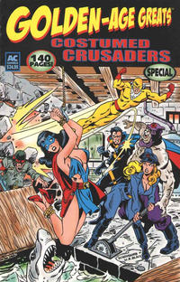Cover Thumbnail for Golden-Age Greats Costumed Crusaders Special (AC, 2006 series)