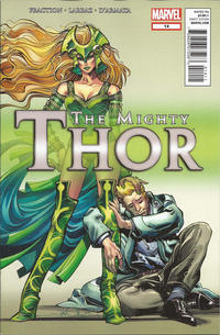 Cover for The Mighty Thor (Marvel, 2011 series) #14