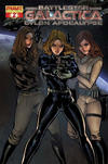 Cover for Battlestar Galactica: Cylon Apocalypse (Dynamite Entertainment, 2007 series) #2 [2C]