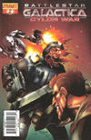 Cover Thumbnail for Battlestar Galactica: Cylon War (2009 series) #2 [2B]