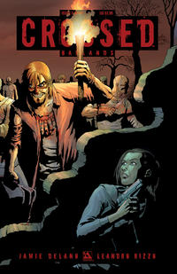 Cover Thumbnail for Crossed Badlands (Avatar Press, 2012 series) #5 [Wraparound Variant Cover by Jacen Burrows]