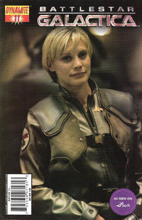 Cover Thumbnail for Battlestar Galactica (Dynamite Entertainment, 2006 series) #11 [11D]