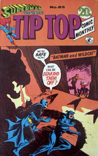 Cover Thumbnail for Superman Presents Tip Top Comic Monthly (K. G. Murray, 1965 series) #83