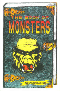 Cover Thumbnail for Special Collection (Avalon Communications, 2000 series) #11 - Book of Monsters