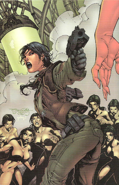 Cover for Battlestar Galactica (Dynamite Entertainment, 2006 series) #9 [9D]
