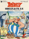 Cover Thumbnail for Asterix (1969 series) #23 - Obelix & Co. A/S [1. opplag]