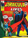 Cover for Dracula Lives (Marvel UK, 1974 series) #37
