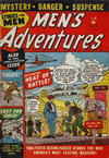 Cover for Men's Adventures (Bell Features, 1950 series) #6