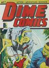 Cover for Dime Comics (Bell Features, 1942 series) #27