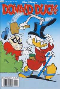Cover Thumbnail for Donald Duck & Co (Egmont Serieforlaget, 1997 series) #17/2012