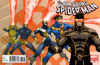 Cover Thumbnail for The Amazing Spider-Man (Marvel, 1999 series) #661 [X-Men Evolutions Variant Cover]