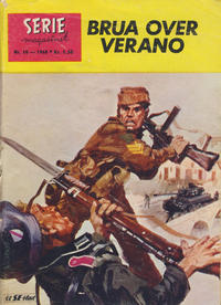 Cover Thumbnail for Seriemagasinet (Se-Bladene - Stabenfeldt, 1951 series) #10/1968