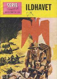 Cover Thumbnail for Seriemagasinet (Se-Bladene - Stabenfeldt, 1951 series) #2/1968
