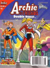 Cover Thumbnail for Archie & Friends Double Digest Magazine (Archie, 2011 series) #16 [Newsstand]